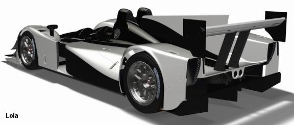 2011 Lola LMP2