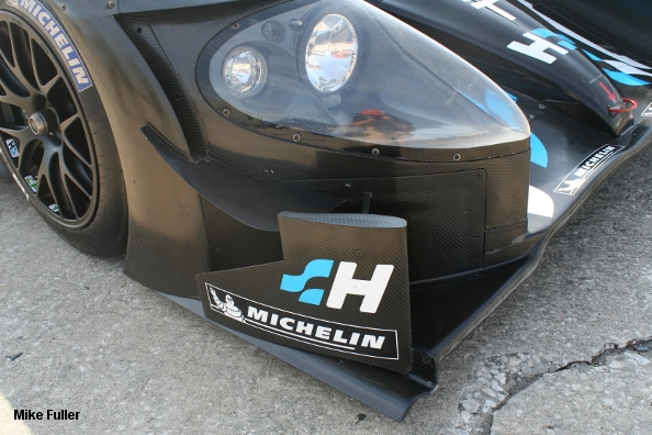 Highcroft HPD ARX-01e, Sebring 2011
