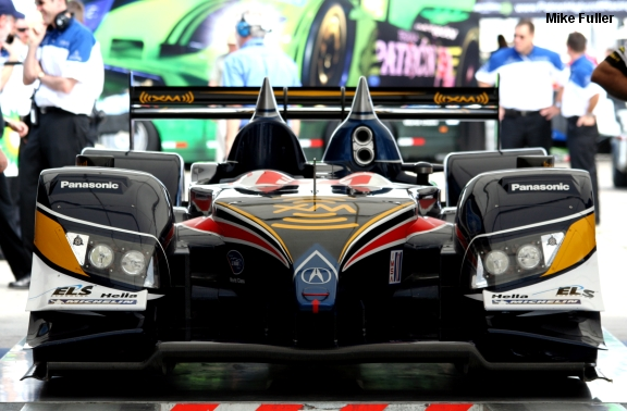 Acura ARX-02a, Sebring 2009