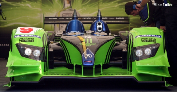 Acura ARX-02a, Sebring WDWT 2009
