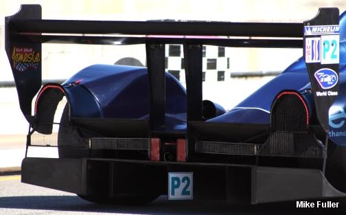 Acura ARX-01b, Petit Le Mans 2008