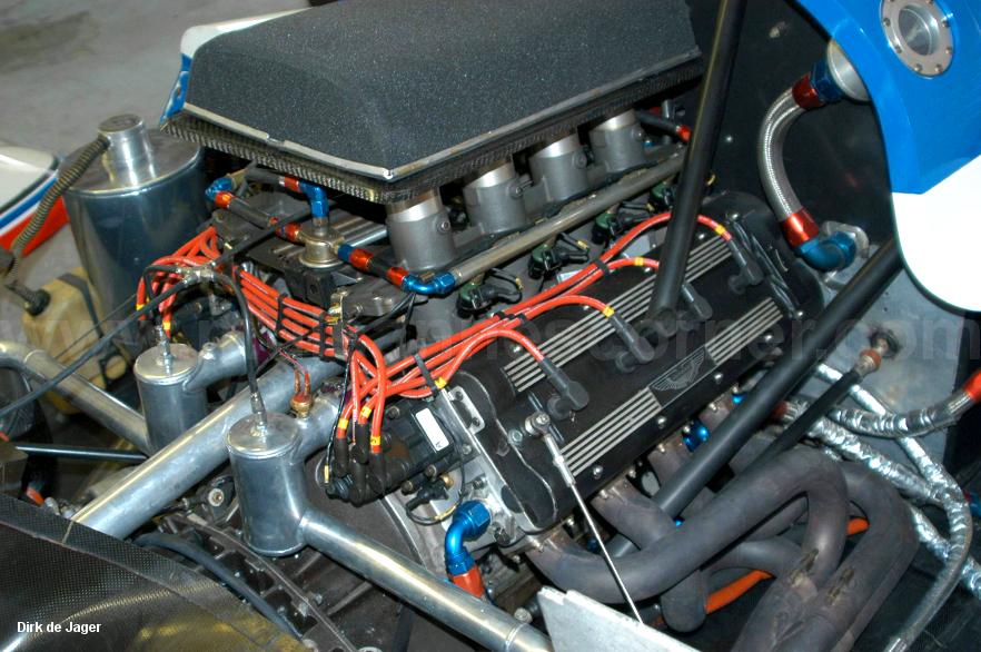 Aston Martin AMR-1