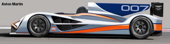 2011 Aston Martin LMP concept