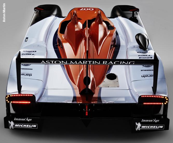 2011 Aston Martin AMR-One