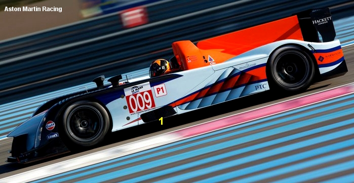 Aston Martin AMR-One, Paul Ricard 2011