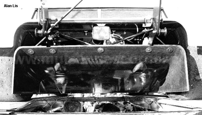 Le Mans scrutineering 1989
