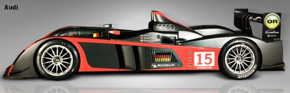 2009 Audi R10, Team Kolles livery