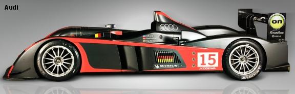 2009 Audi R10, Team Kolles livery