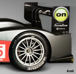 2009 Audi R10