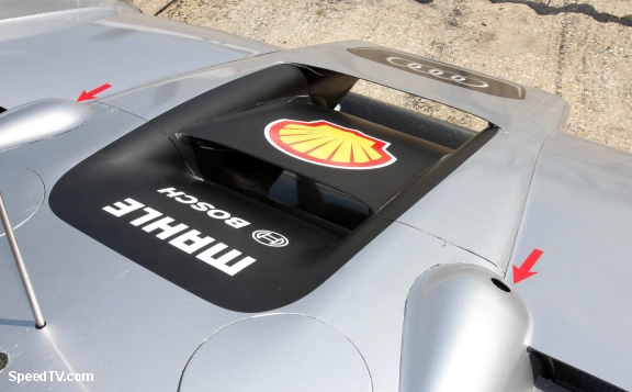 Audi R15, Sebring 2009