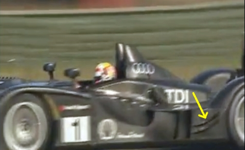 Audi R15 testing, Ascari Resort test track 2009
