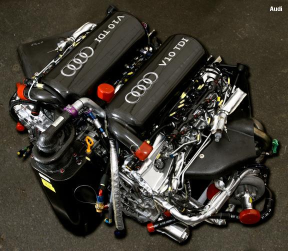 Audi R15 plus, Le Mans 2010