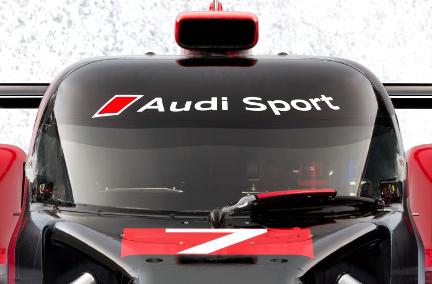 2016 Audi R18 tub top