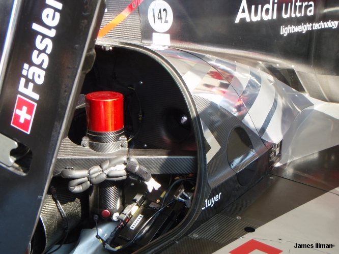 Audi R18, Goodwood 2011