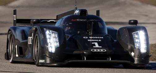 Audi R18 Sebring 2011