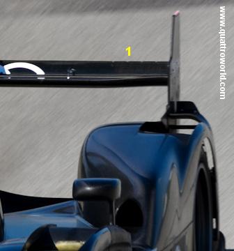 Audi R18, Sebring testing 2012