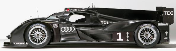 Audi R18 debut