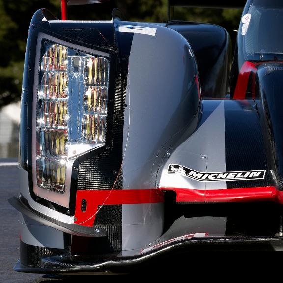 Audi R18 ultra