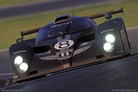 Mulsanne S Corner 2001 2002 Bentley Exp Speed 8