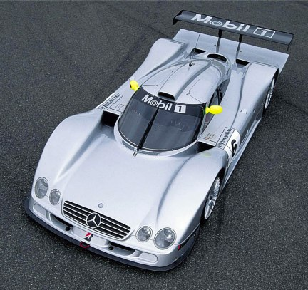 1999 Mercedes Benz CLR
