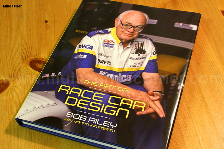 The Art of Race Car Design, by Bob Riley