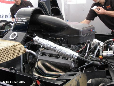 Kruse Motorsport Courage C65, Sebring 2005