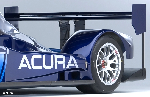 Courage Acura LC75