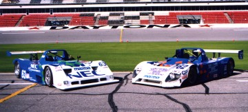 Daytona Test Days 1999, Copyright Mike Fuller, 1999