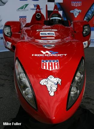 Delta Wing show car, Petit 2011