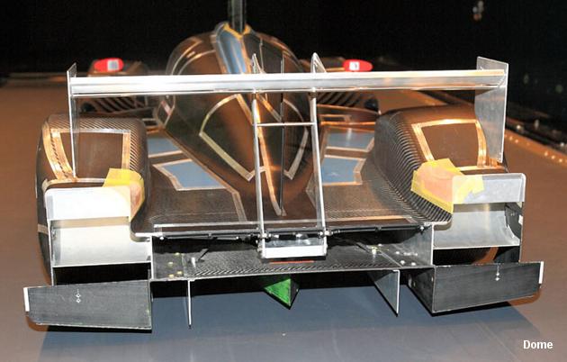 Final 2011 Dome S102 developments