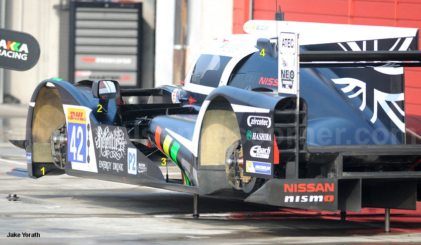 Dome S103, Imola test March 2015