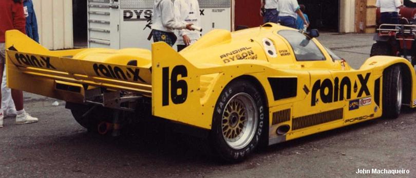Dyson-Porsche 962DR2, Watkins Glen 1991