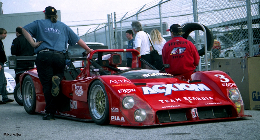 Ferrari 333SP, Daytona Race, 1997