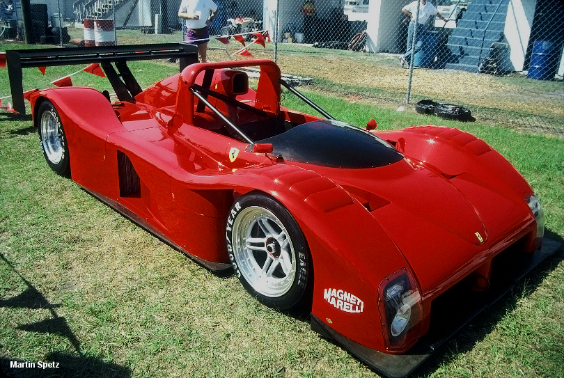 Ferrari 333SP public debut, Sebring 1994
