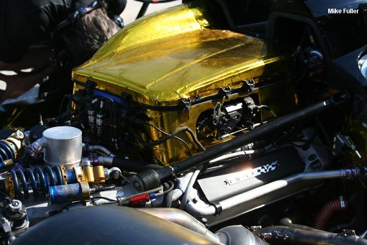 HPD ARX-01e, Sebring 2011