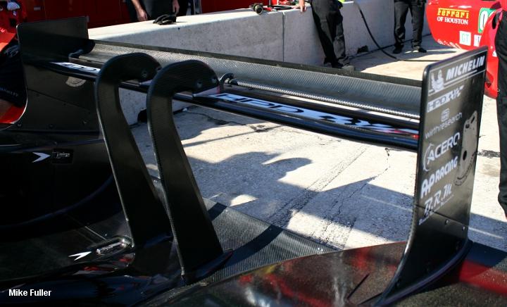 Highcroft Racing HPD ARX-01e, Sebring 2011