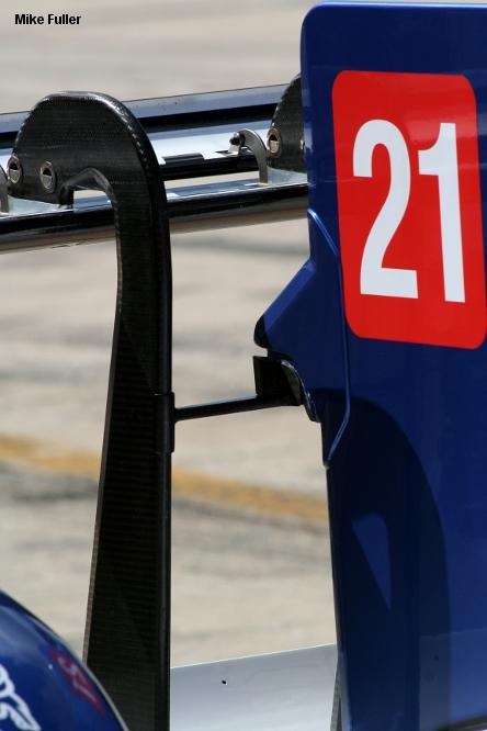 Strakka HPD ARX-03a LMP1, Sebring 2012