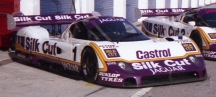 Jaguar XJR-11, Tony Dowe collection