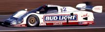 Jaguar XJR-9, Daytona testing 1987, Lee Self