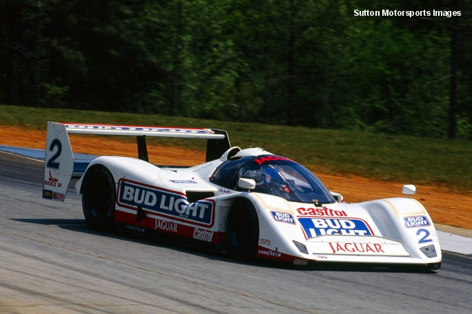 Jaguar XJR-14, Road Atlanta 1992