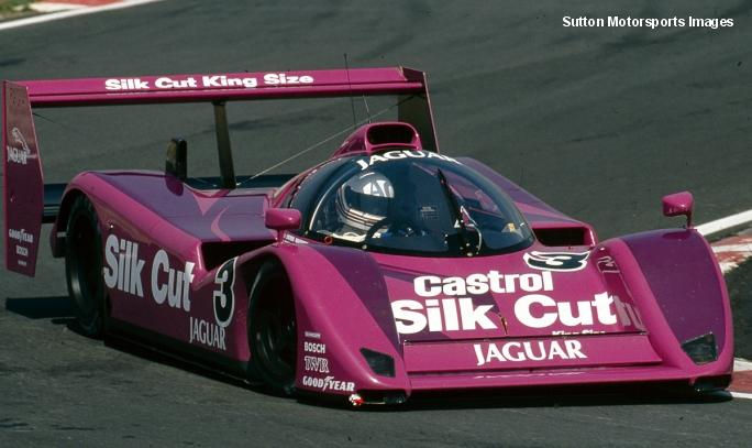 Jaguar XJR-14, Suzuka 1991