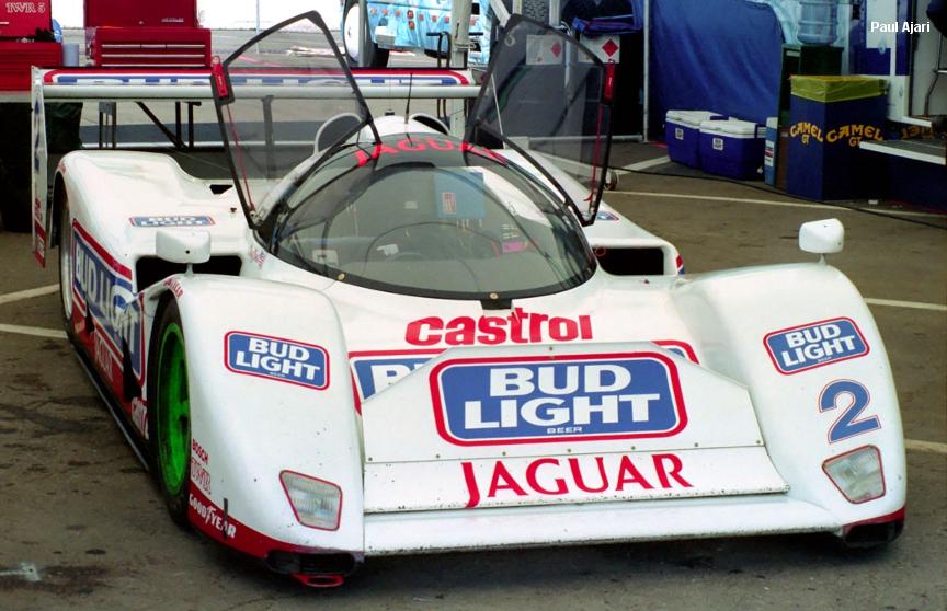 Jaguar XJR-14, Del Mar 1992