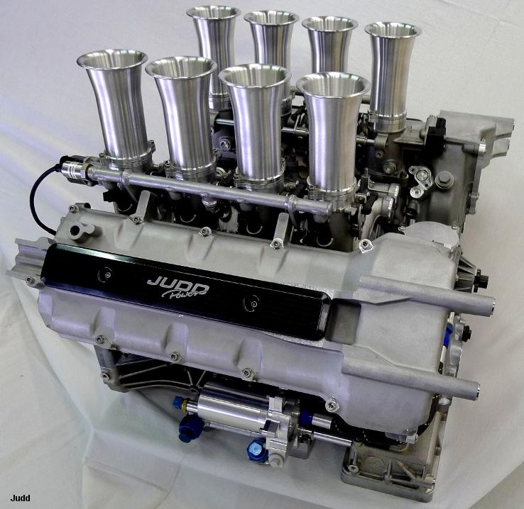 Judd HK V8