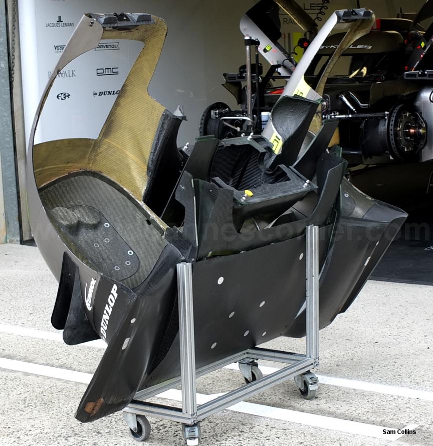 Kolles CLM P1/01 AER, Le Mans Race 2016