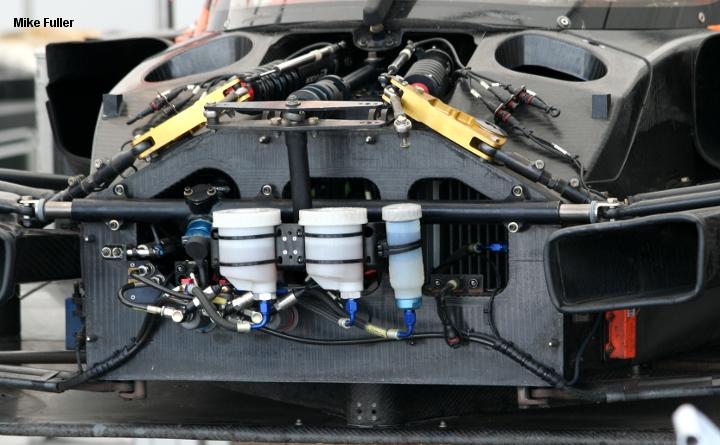 Lola Aston Martin B09/60, Petit Le Mans 2011