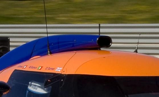 Lola Aston Martin, Barcelona 2009