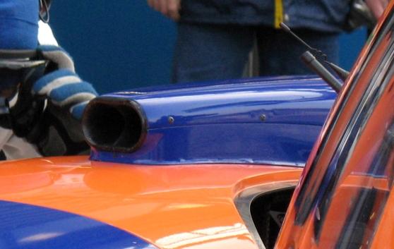 Lola Aston Martin, Spa 2009