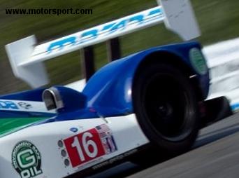 Lola-Mazda B09/86, Mosport 2011