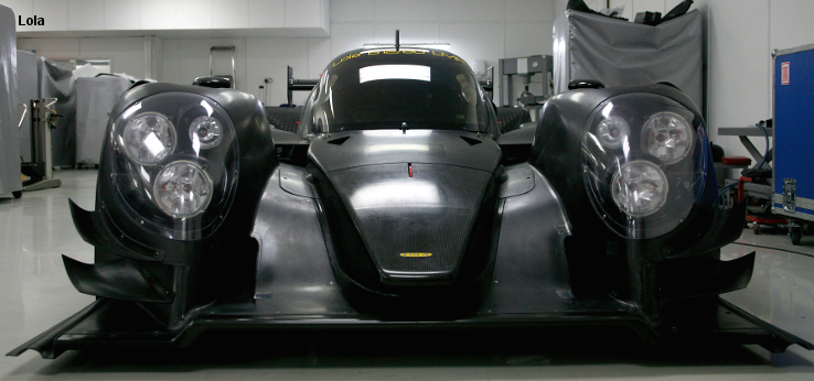 2012 Lola B12/60 LMP1