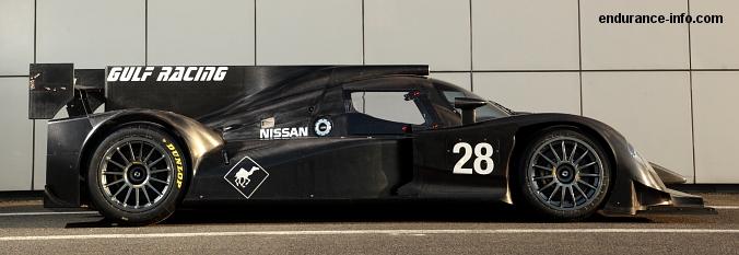 Lola B12/80 Nissan LMP2